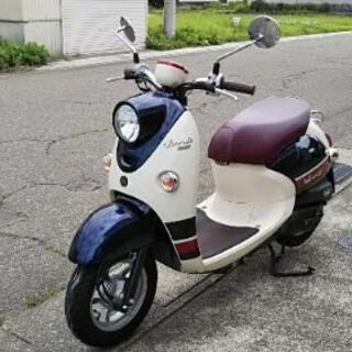 50cc 低走行距離車 ビーノDX