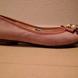ペタンコ靴 size23·5㌢