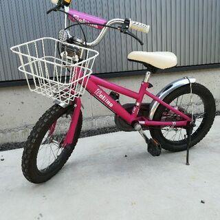 子供自転車 16インチ 値下げしました