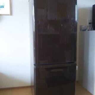 【受け渡し予定者決定】Panasonic 冷蔵庫 168L