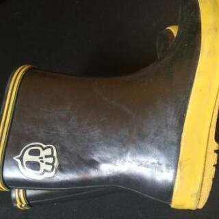 長靴&カッパセット18.0cm&120cm