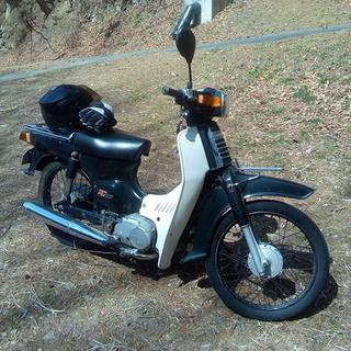 スズキ・バーディー50 2サイクル