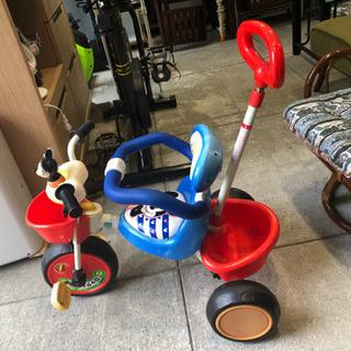 ミッキー 三輪車