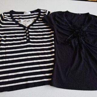 LODISPOTTOストライプTシャツ & SUNNY DAIS...