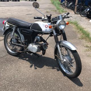 コレダスクランブラー 50cc