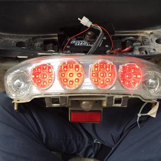 決まりました!マジェスティ250 SG03J LEDテール…