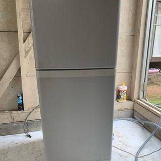 137ℓ2ドア冷蔵庫