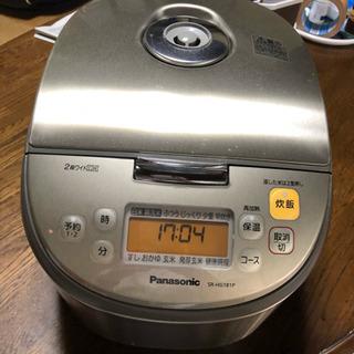 Panasonic 炊飯器 1.8L