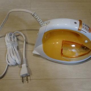 三洋電機のスチームアイロン(新品)