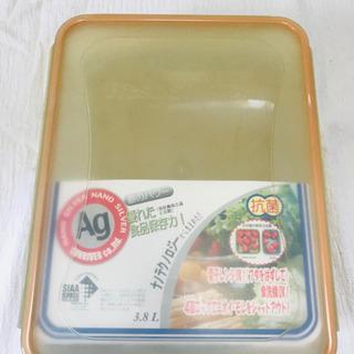 【新品】抗菌タッパー