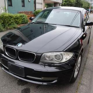 BMW 120 i オールレザーシート