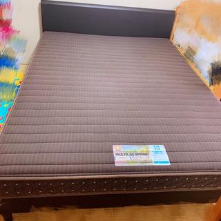 【募集は8/8まで 最終値下げ】フランスベッドのダブルベットです