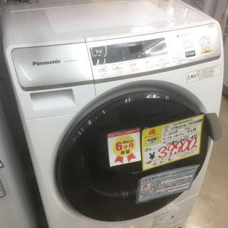 0707-06 2012年製 Panasonic 6/3kg ド...