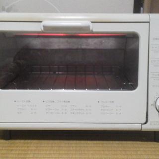 【取引終了】HITACHI オーブントースター TO-BS2