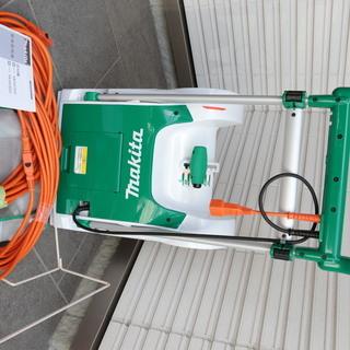 マキタ 電動芝刈り機 2回使用のみ MLM2850  美品