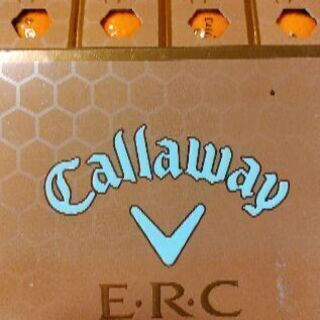 Callaway(キャロウェイ) ゴルフボール E・R・C  1ダース