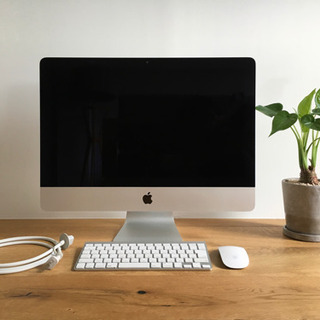 iMac 21.5-inch late 2012 中古品