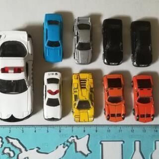 ミニミニカー 8台セット