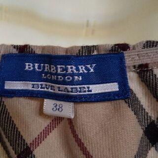 バーバリーのチュニック - 服/ファッション