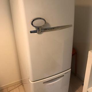 冷蔵庫  NR-B171R   レトロデザイン