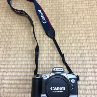 【美品です!】CANON EOS  kiss フィルムカメラ
