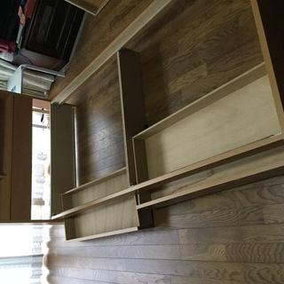 中古  木製  ベッド
