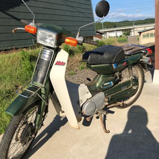 ヤマハ メイト V50D 2スト ビジネスバイク