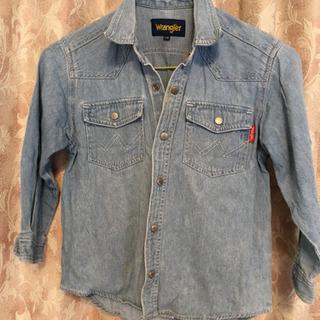 中古 男の子用長袖シャツ他  80〜120サイズ