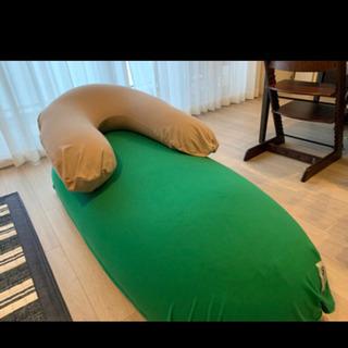 yogibo ヨギボーマックス、マックス替えカバーパープル、ズー...