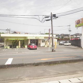 ●松橋の目抜き通り国道218号線沿い。国道3号線交差点400m。近...