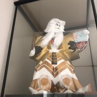 歌舞伎 人形