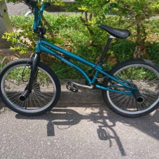 最終値下げ!20000円!BMXアーレスバイク アシュラ!
