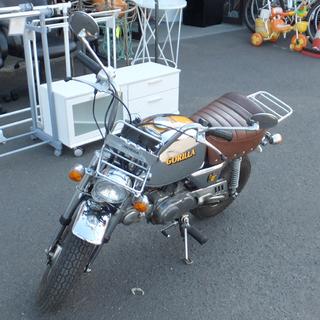 ホンダ ゴリラ Z50JZ-3L 50cc ゴリラリミテッドシル...