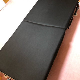 折り畳み式ベット その2(黒)