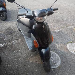 スズキ レッツ4 50cc 原付バイク