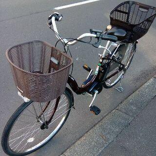 値下げ!!8.7ah 極めて新品に近い電動自転車  YAMAHA...