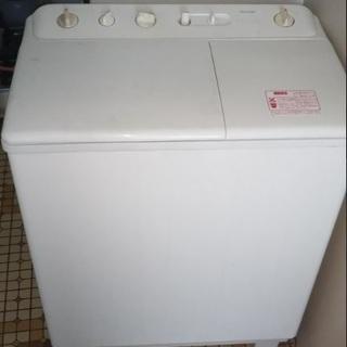 2層式洗濯機 無料 B