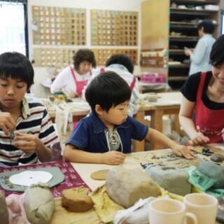 ◆夏休みワークショップ◆こども陶芸教室・西葛西
