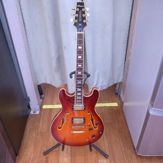 アリアプロⅡ セミアコースティックギター【モノ市場東浦店】