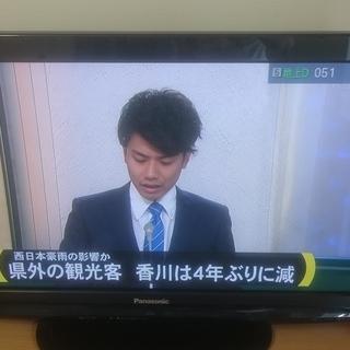 panasonic プラズマテレビ37型 TH-37X1