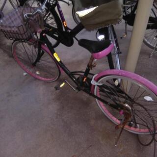 22インチ 自転車 ジャンク品