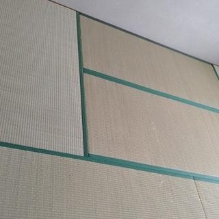 軽量畳6枚無料で差し上げます。