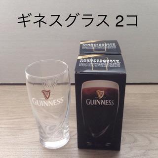 新品未使用 ギネス ビアグラス 2個