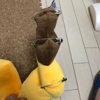 ピカチュウの耳と尻尾 - 服/ファッション