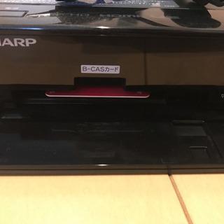 お譲り先決まりました SHARP BD-W520 500GB - さいたま市
