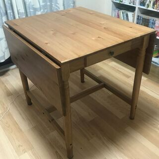 IKEA ダイニングテーブル INGATORP インガートルプ