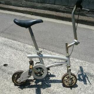 ミニミニ自転車