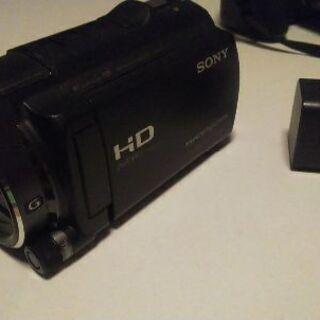 SONY cx630v ビデオカメラ、ハンディーカム