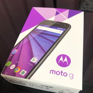 値下げ⭐️SIMフリー/ Motorolaホワイト