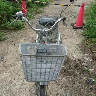 ブリジストン三輪車  美品